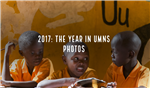 2017: The year in UMNS photos