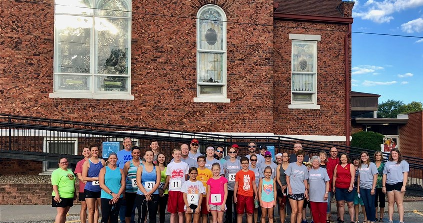 5K helps 'end the stigma' of mental health