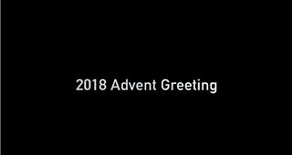 Advent Message from Bishop Laurie