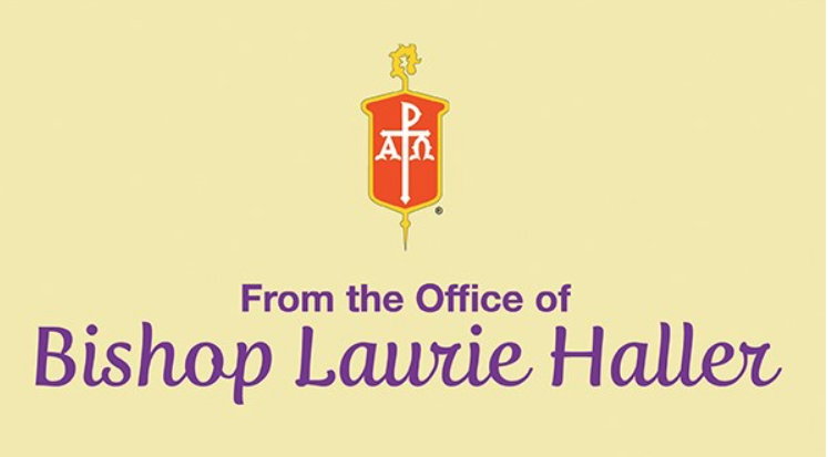 Labor Day pastoral letter from Bishop Laurie