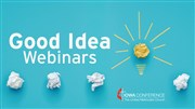 Don't miss the next two Good Idea Webinars: Staff Teams in the Covid-Age and Hospitality Beyond the Screen
