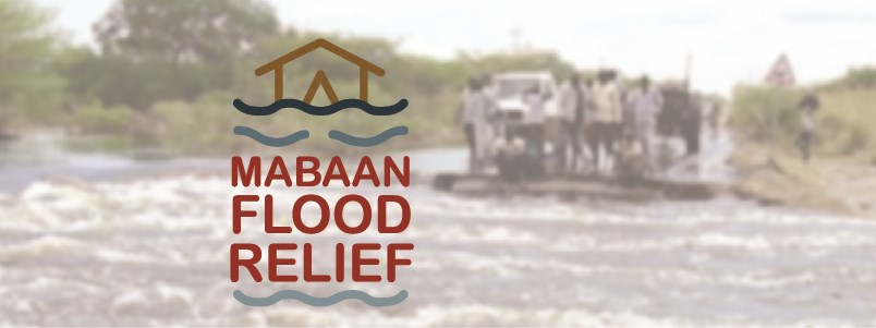 Give to the Mabaan Flood Relief fundraising campaign until November 30